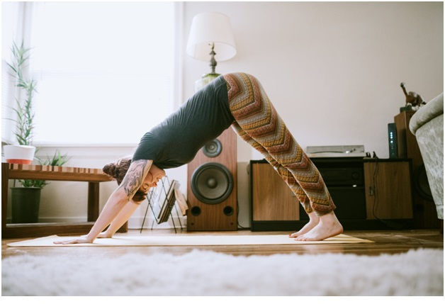 Do Away With Stress by Using Glo Yoga Online