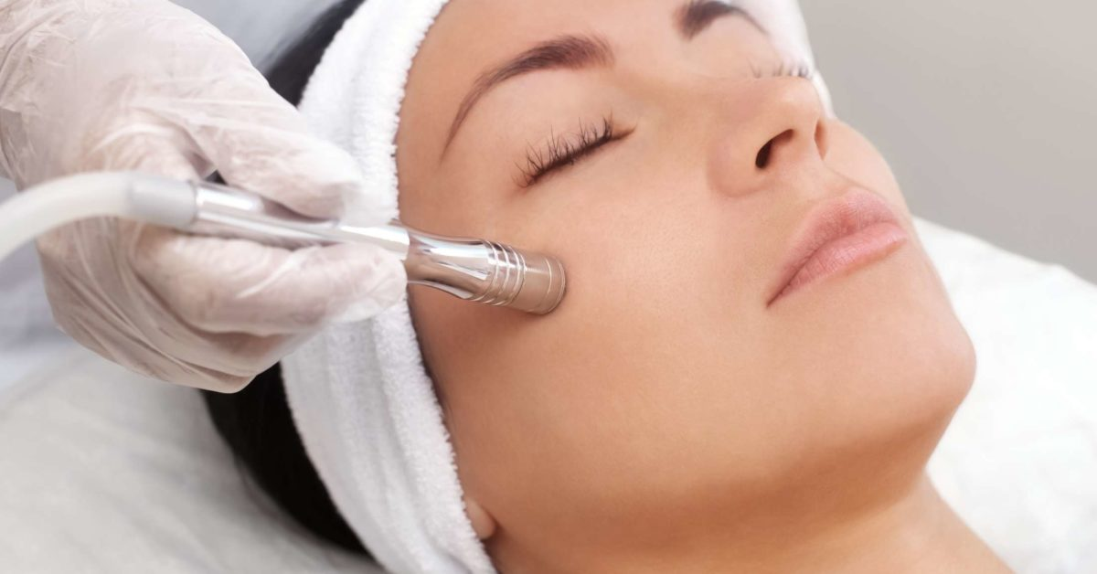 Six Benefits of Microdermabrasion