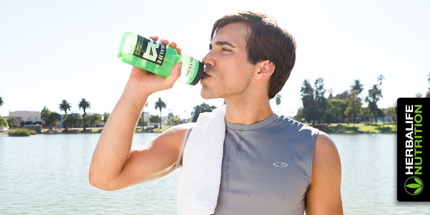 Helpful Summer Hydration Tips from Herbalife Nutrition