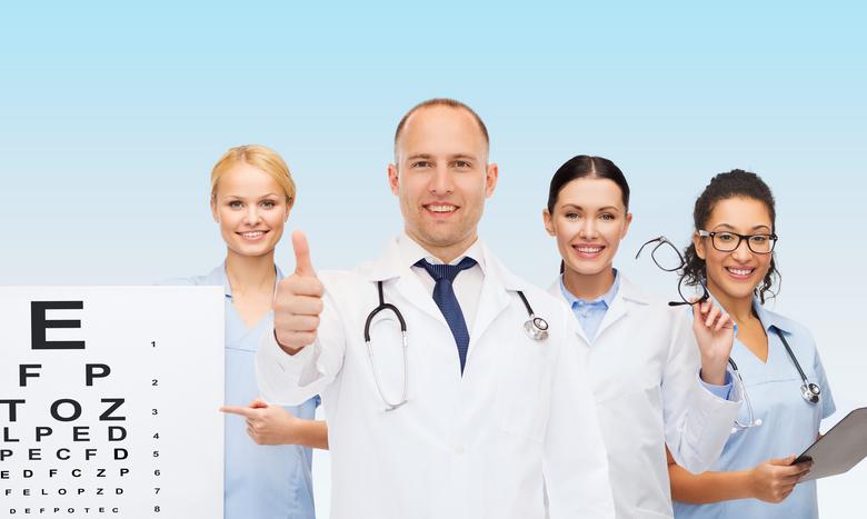 A Regular Eye Exam Is A Key To Healthy Eyes