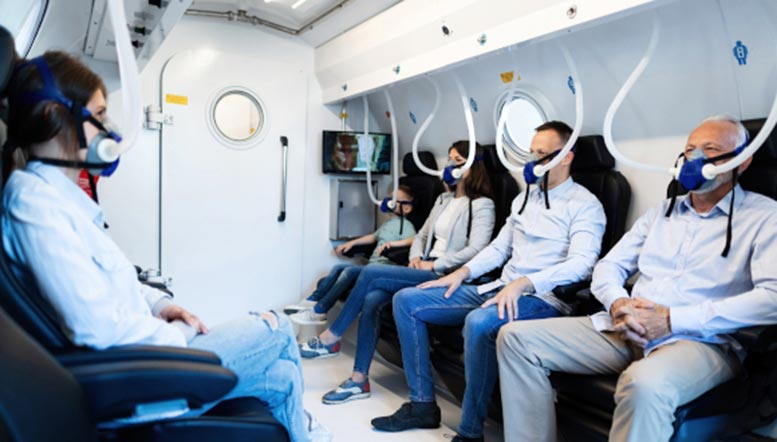 Hyperbaric Therapy In Oxygen Chambers